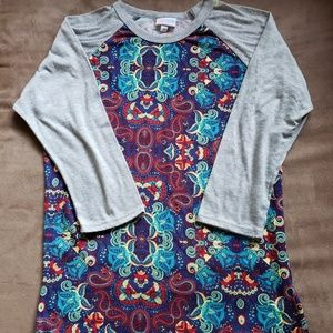 LuLaRoe Women's Small Top